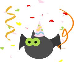 Party Bat!!